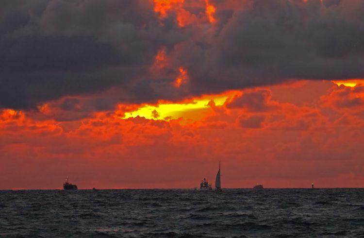 Dawn in South Florida